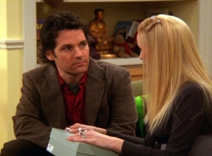 Mike et Phoebe (Friends)