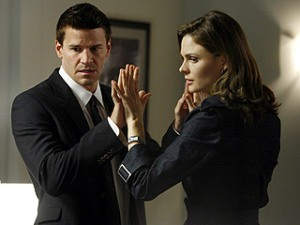 Booth et Brennan (Bones)