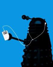 Ipod_Dalek