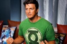 Nathan Fillion as Hal Jordan / Green Lantern