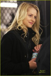 Teresa Palmer as Dinah Lance / Black Canary